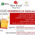 CASTEGGIO – Come ogni anno la Condotta Slow Food Oltrepò Pavese presenta le sue guide più prestigiose: Osterie d'Italia e Slow Wine. L'iniziativa, con il patrocinio del Comune di Casteggio,...