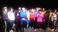 SALICE T.- Successo per il terzo appuntamento annuale delle Moon Light Run itineranti in provincia di Pavia. Una novantina sono stati, infatti, i partecipanti alla corsa con la luna piena...