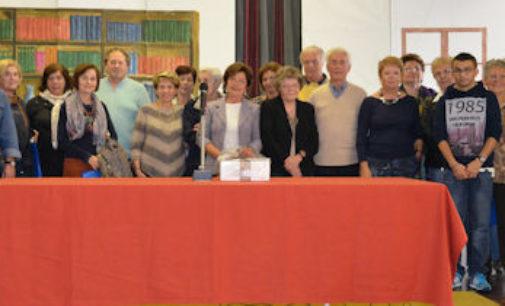 VOGHERA 27/10/2014: Festeggiata la chiusura dei corsi di pittura Ed.A Auser 2014