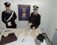 MORTARA 30/10/2014: Rubano 280 euro di formaggio grana al supermercato. Prese dai Carabinieri