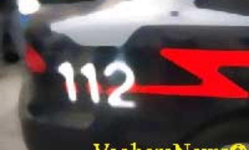RIVANAZZANO T. 18/10/2014: Coltello da cucina in auto. Denunciato 27enne vogherese cacciato appena prima da una discoteca