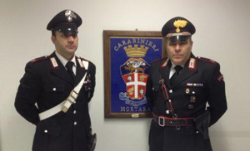 MORTARA 24/10/2014: Bancario assume coca e sta male. I carabinieri rintracciano il pusher e lo denunciano