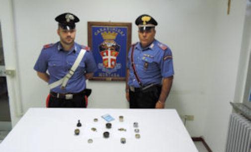 MORTARA 29/10/2014: Denunciato presunto spacciatore residente a Garlasco. Arrestato latitante