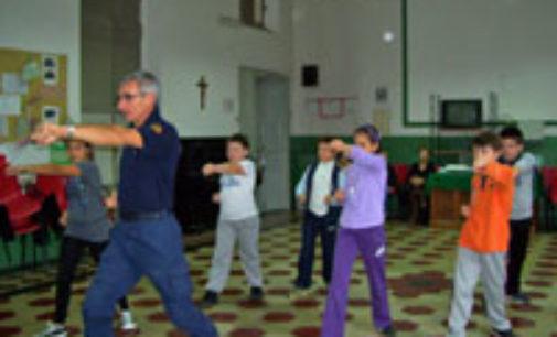 VOGHERA 28/10/2014: Scuola. Lunedì partono i corsi di difesa personale fatti dalla Polizia locale