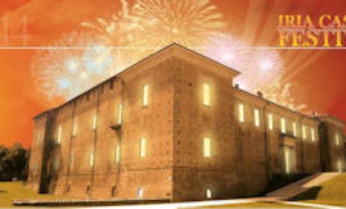 VOGHERA 20/10/2014: L'IRIA castel FESTIVAL prosegue con videoproiezioni proposte SPAZIO 53