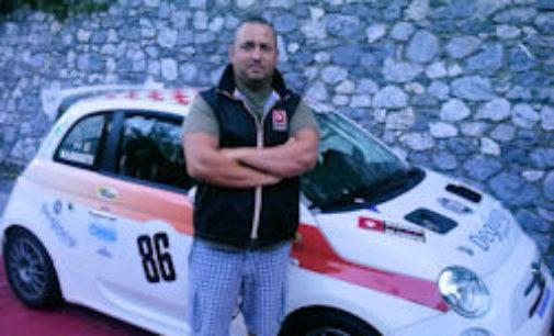"""VOGHERA 24/10/2014: Rally. """"Tigo"""" Salviotti pronto per la gara del week end in Val Tidone"""