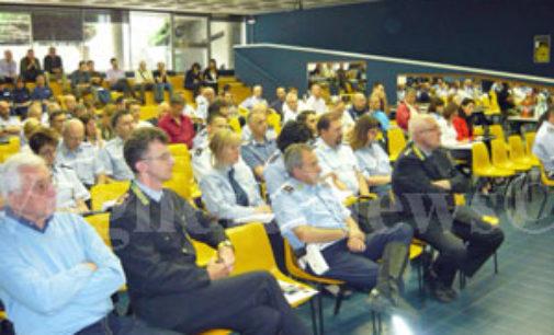 """VOGHERA 27/10/2014: Corso della polizia locale su """"Il codice della strada"""""""