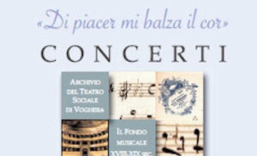 """VOGHERA 05/11/2014: Domenica a palazzo Gallini il 2° concerto della rassegna """"Di piacer mi balza il cor"""""""