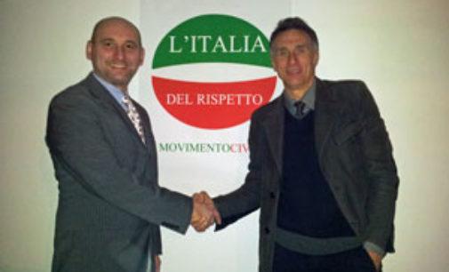 VOGHERA 20/11/2014: Italia del Rispetto. Lombardo raccoglie firme per il decoro nelle palestre