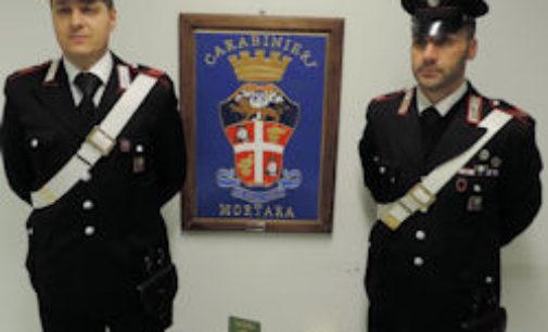 """GARLASCO CASTELLO D'AGOGNA 20/11/2014: Furto di armi in casa e di """"grattini"""" al bar"""