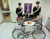 MORTARA 24/11/2014: Identificata la banda dei topi di… garage che agiva in città