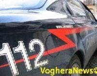 MEDE 05/11/2014: Ruba all'interno di un garage. 20enne preso dai carabinieri