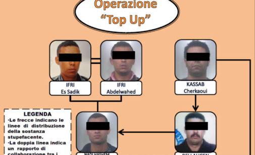 VOGHERA 08/11/2014: Stop allo spaccio sulla tangenziale Voghera-Casteggio ma anche nel bronese. Carabinieri arrestano la banda della cocaina