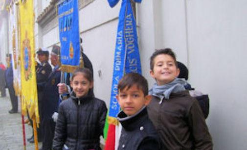VOGHERA 17/11/2014: Scuola. La corale De Amicis ha partecipato alla solennità di S. Martino
