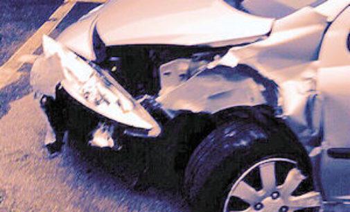 VOGHERA GODIASCO STRADELLA PAVIA 23/11/2014: Molti incidenti nel corso della notte e in mattina fra l'Oltrepo e il pavese
