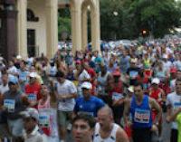 VOGHERA 20/11/2014: Atletica. L'Atletica Pavese alla maratona dell'Havana