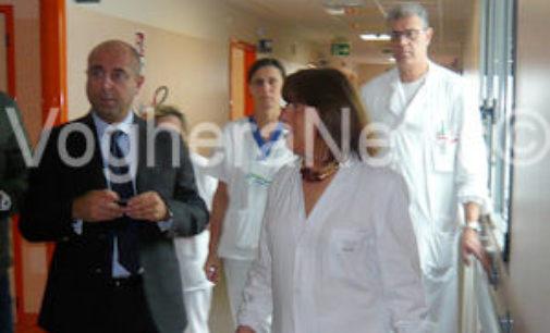 VOGHERA 07/11/2014: Ospedale. Terminato il trasloco nella nuova ala. Ora il nosocomio ha il reparto di Medicina più grande della provincia di Pavia. Restano però le preoccupazioni per la grave carenza di infermieri
