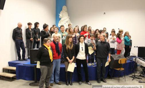 LUNGAVILLA 24/11/2014: Successo per i cori della solidarietà