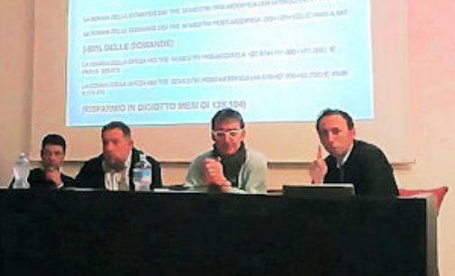 """VOGHERA 13/11/2014: Immigrazione e servizi sociali. Ora la Lega iriense insegna il """"Modello Voghera"""" all'Italia"""