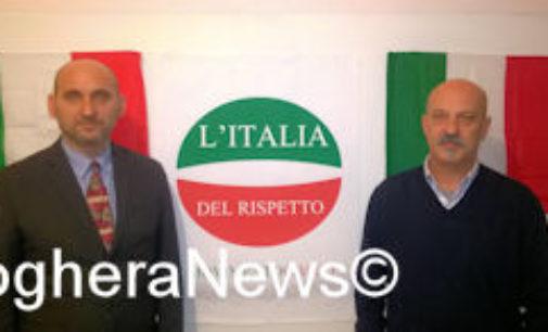 VOGHERA 05/12/2014: Anche Roberto Moretti entra a far parte de L'Italia del Rispetto