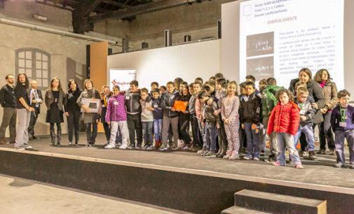 """CASATISMA 12/12/2014: Gli alunni della Primaria """"Suor Giuseppina Nicoli"""" vincono premio"""