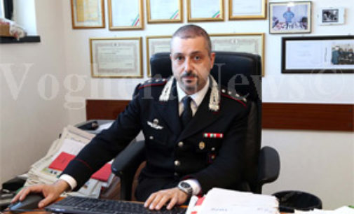 """VIGEVANO 17/12/2014: Rubava capi griffati mettendoli in un passeggino """"schermato"""". Arrestata dai Carabinieri."""