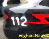 TROVO BASCAPE' 01/12/2014: Auto in fiamme in via Madre Teresa. Ladri entrano nell'ufficio postale