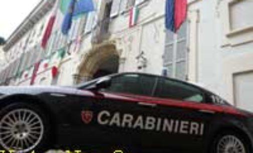 PAVIA STRADELLA 01/12/2014: Armi in casa. Denunciato 55enne italiano