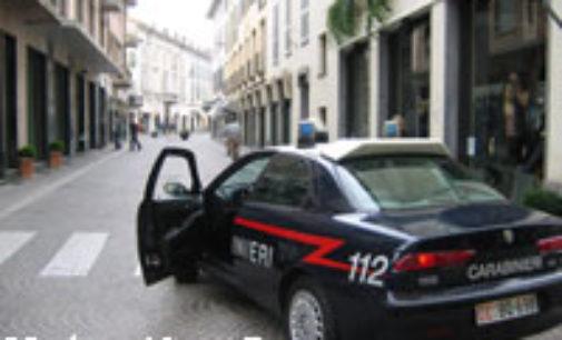 VOGHERA 20/12/2014: Denuncia finto furto dell'auto per non pagare i danni di un incidente