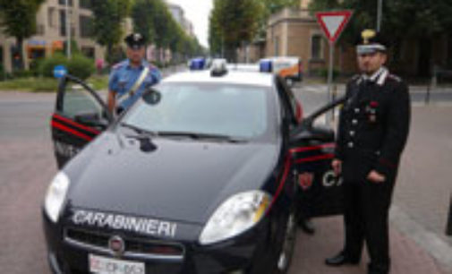 VOGHERA 03/12/2014: Condannata per furto. Carabinieri arrestano romena