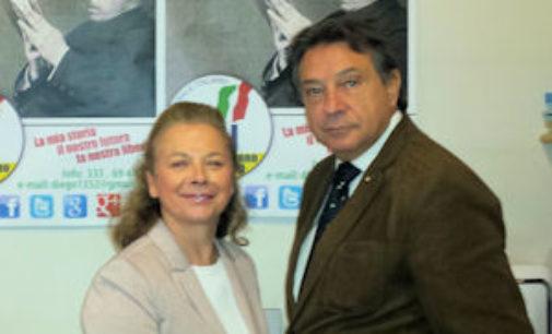 VOGHERA 12/12/2014: Elezioni. Di Pierro polemico con Pd (Percè hanno fatto le Primarie?) e FI (Il sindaco uscente in una lista civica?)
