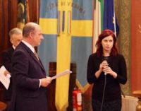 VOGHERA 23/12/2014: Premio giornalistico alla vogherese Nicoletta Pisanu. Ha collaborato con VogheraNews.it
