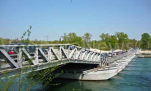 """PAVIA 23/12/2014: Niente fondi certi per il ponte di Barche di Bereguardo. M5s se la prende col PD: """"Chiede tutto per ottenere niente!"""""""