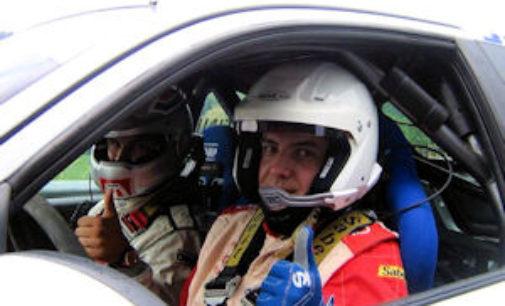 """VOGHERA 04/12/2014: Rally. Algeri prova la """"terra"""" al Prealpi Master Show"""