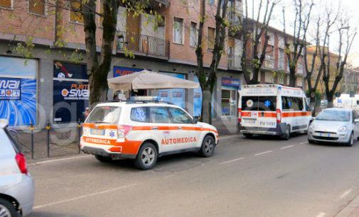 VOGHERA 04/12/2014: Due coltellate alla pancia durante l'aggressione di viale Montebello (VIEDO). Il ferito è in prognosi riservata. L'accoltellatore si è costituito ai carabinieri