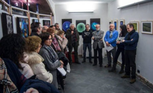 VOGHERA 11/12/2014: SPAZIO 53 festeggia i 3 anni con gli scatti dei 36 fotografi ospitati fino ad ora