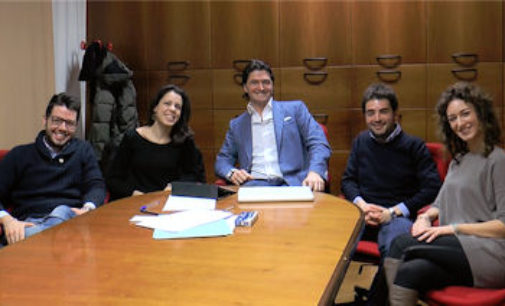 """PAVIA 27/01/2015: Dentisti. È nato il Gruppo """"ANDI Pavia – New Generation"""""""
