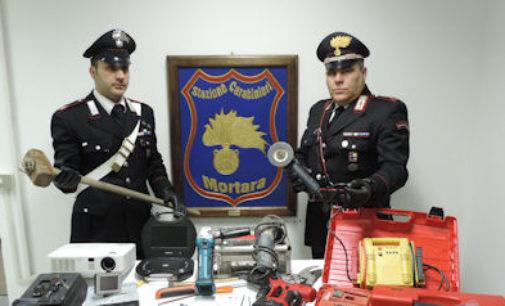 MORTARA 27/01/2015:Picchia direttore e cassiera dopo il furto. Arrestata 24enne di Castello d'Agogna