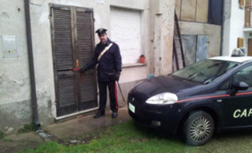 CASTELLO D'AGOGNA BORGO S.SIRO 22/01/2015: Due carabinieri feriti durante un intervento. Spacca al Bar del Corso