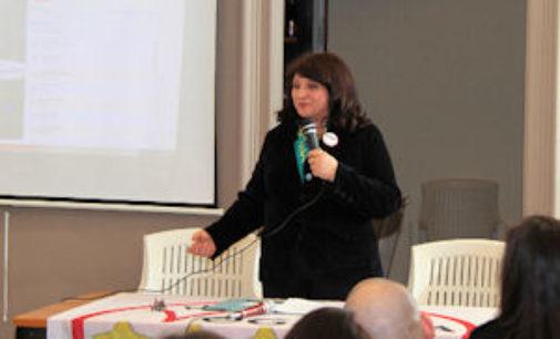 VOGHERA 30/01/2015: Elezioni. Caterina Grimaldi è il candidato sindaco del Movimento Cinque Stelle