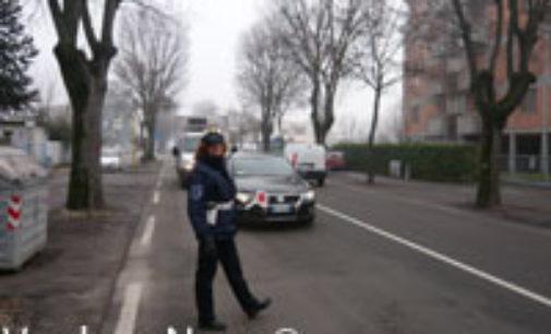 VOGHERA 08/01/2015: Auto contro bici. Ferito un 55enne