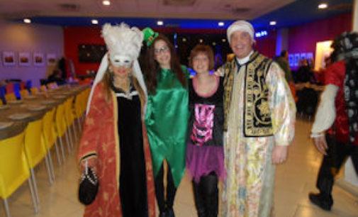 VOGHERA 16/02/2015: Carnevale al Cral Ospedaliero. Vince Capitan Uncino