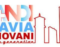 """PAVIA 16/02/2015: Le torri. Ecco il simbolo del logo di ANDI Pavia Giovani """"New Generation"""""""