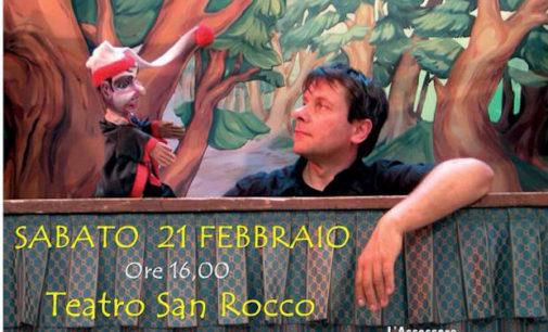 VOGHERA 21/02/2015: Grande serata ieri al San Rocco. Oggi alle 16 ci sono i Burattini