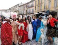 VOGHERA 09/02/2015: Carnevale Tutto pronto per il Ritorno di Buricinela