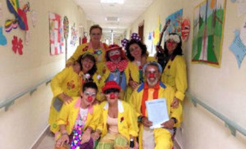 VOGHERA 16/02/2015: Al Carnevale non potevano mancare i Clown di corsia Auser