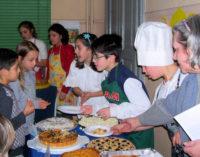 """VOGHERA 09/02/2015:Scuola. Il Comprensivo di via Marsala pensa ad Expo e dà vita al: """"Tea party … avec nous"""""""