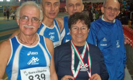 PAVIA VOGHERA 25/02/2015: Atletica. L'Iriense protagonista al Palio del Quartiere Est di Pavia