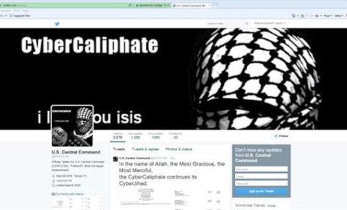 """TORRAZZA COSTE 02/02/2015: Lo Stato Islamico attacca il sito di Riccagioia. Gli hacker avrebbero caricato in Homepage l'immagine con la scritta """"I love Isis"""". Minaccia vera o scherzo?"""