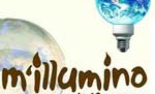 """PAVIA 11/02/2015: Risparmio energetico. Anche Piazza Italia s'""""Illuminia di meno"""""""